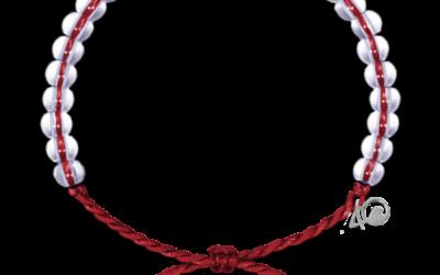 Augustimånads armband från 4Ocean – Överfiske