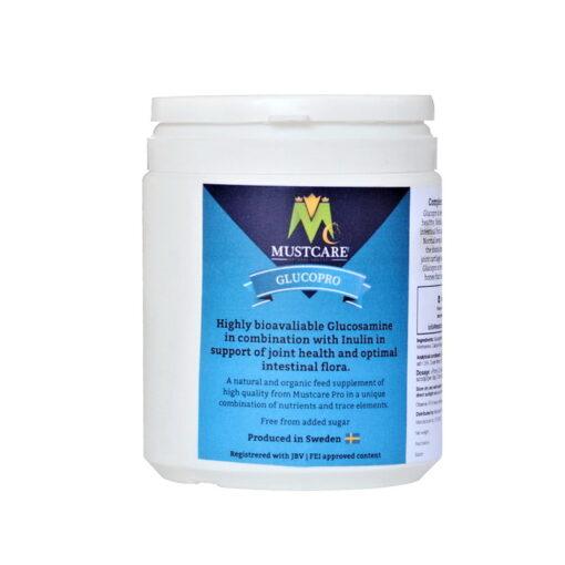 Glucopro glucosamine 500g