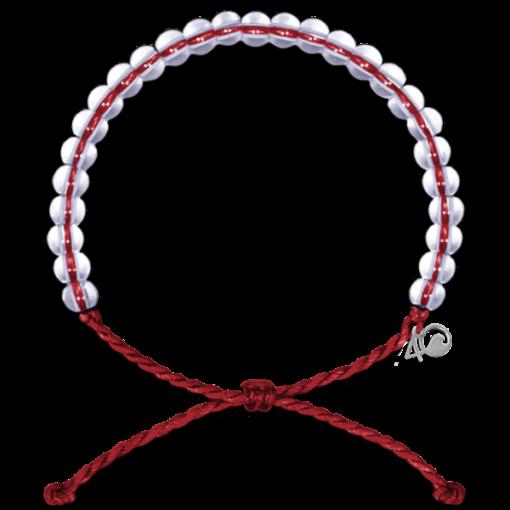 4Ocean red bracelet Overfishing